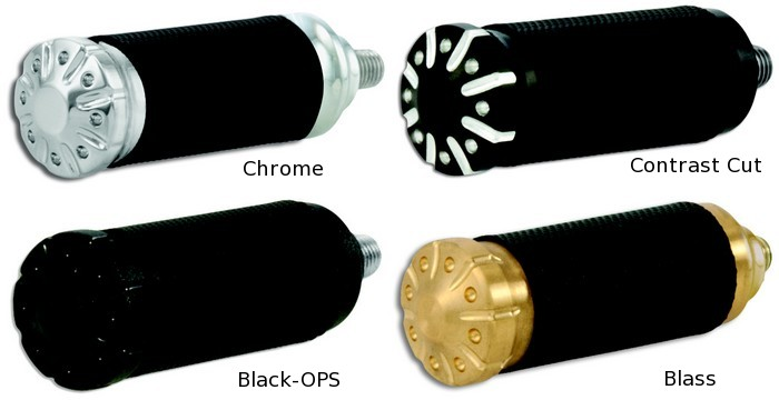 【RSD Roland Sands Design】腳踏桿 (CHRONO/銅) - 「Webike-摩托百貨」