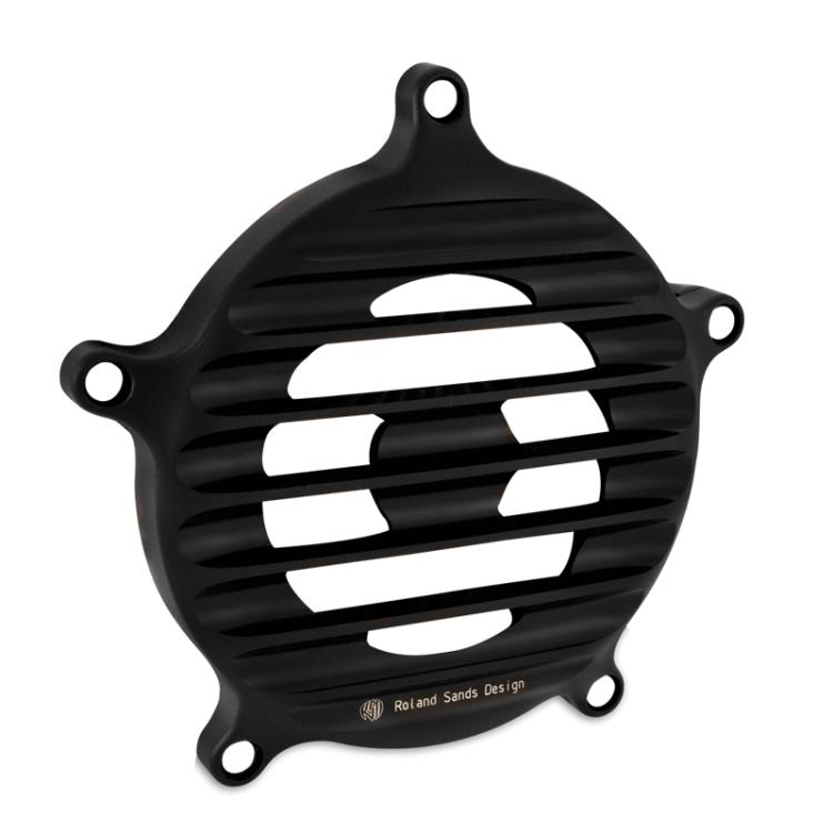 RSD空氣濾清器用飾蓋 (SUPERVENTED/黑色 -OPS)