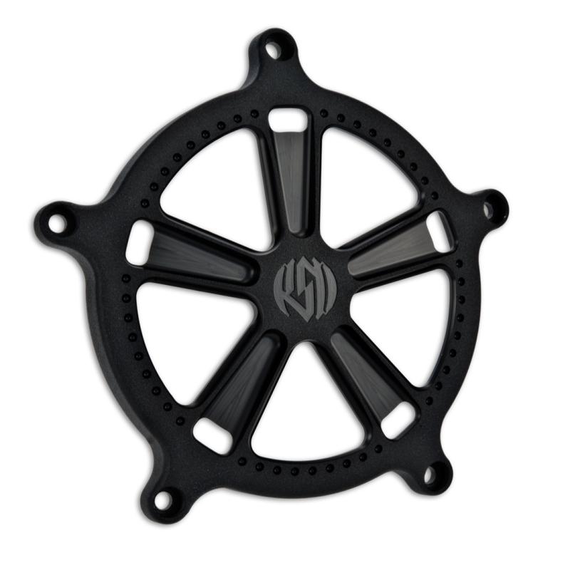 RSD/PM 空氣濾清器用飾蓋 (JUDGE/黑色-OPS)
