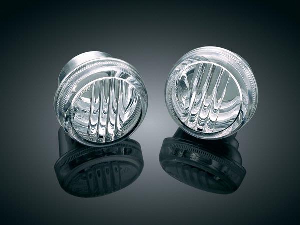 Suzuki用 方向燈燈殼附反射鏡 (透明)