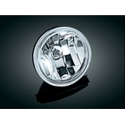 【kuryakyn】4-1/2吋 Diamond Cut Ice 晶鑽型頭燈 (Smooth 透明燈殼)
