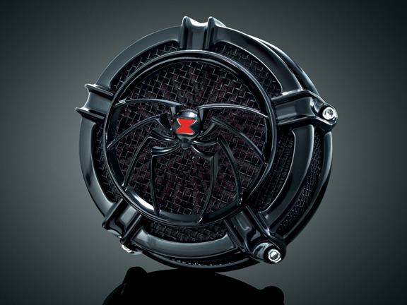 WIDOW Medal 空氣濾清器(黑色)