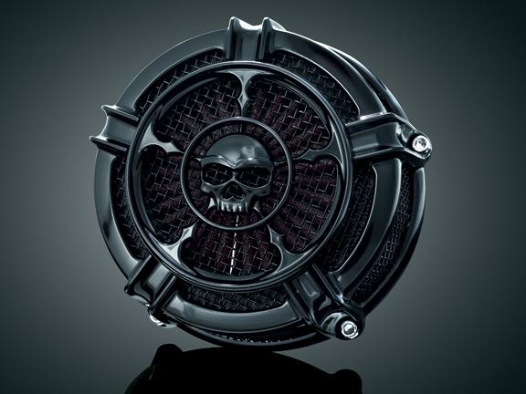 Zombie Medal 空氣濾清器(黑色)