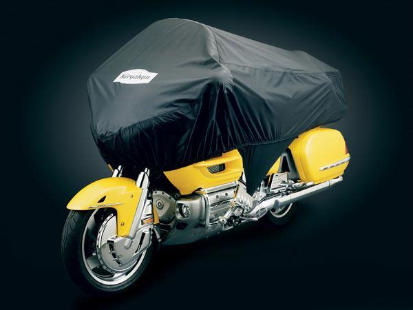 摩托車罩(黑/半罩)