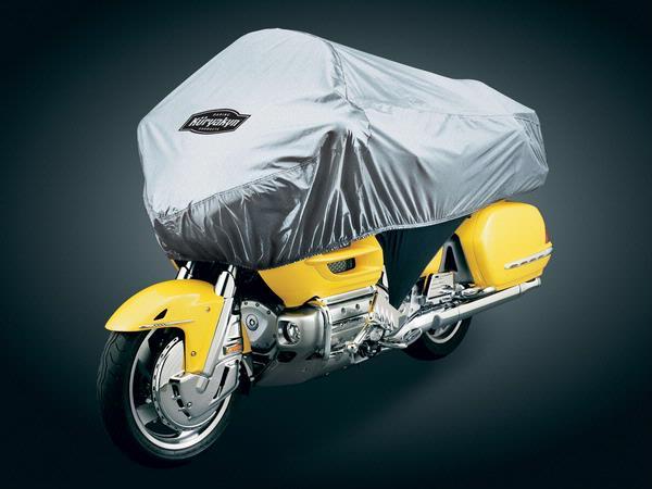 摩托車罩(銀/半罩)