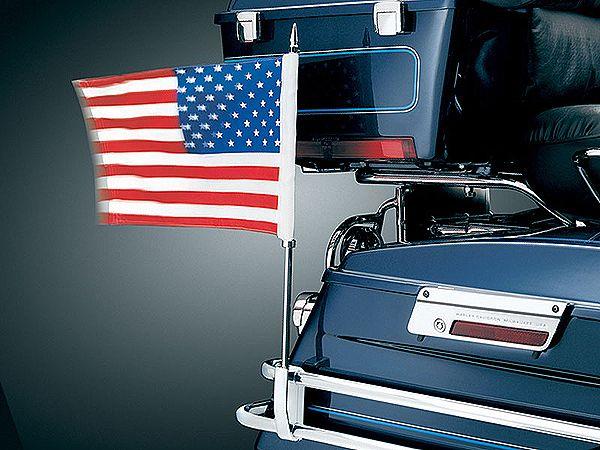 替換用旗子 (American/9吋 x18吋 )