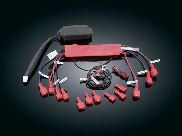 Run-turn 煞車燈控制器