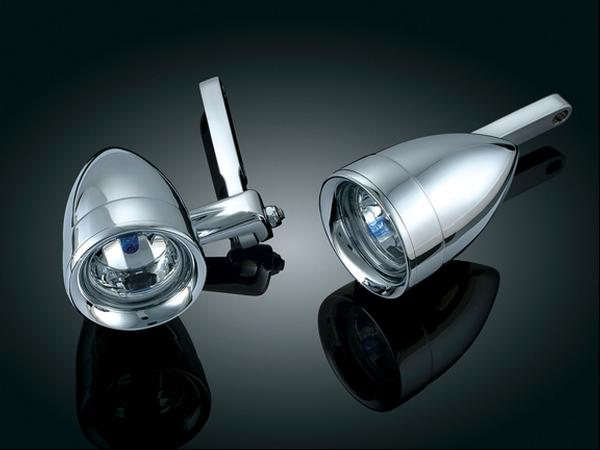前叉支架・輔助燈 (H-3)