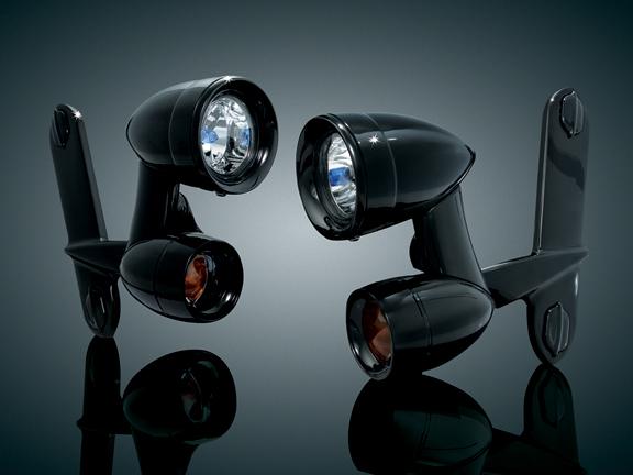 輔助燈 (H-3 燈泡)