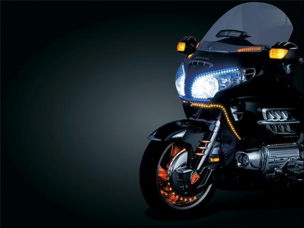 【kuryakyn】Skinni Mini Ultra Bright LED 燈 (白色/一對) - 「Webike-摩托百貨」