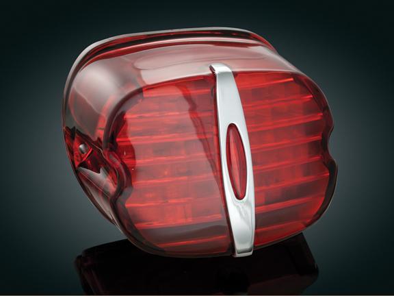 Delixe Panacea 尾燈 (紅色/無牌照照明窗)