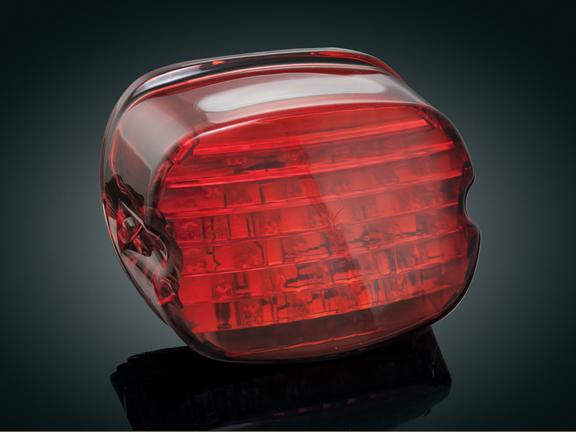 LED 尾燈 (紅色/有牌照照明窗)