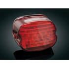 kuryakyn LEDTail light ( Red / Number plate lights for windowed )