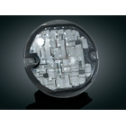 【kuryakyn】3-1/4吋 LED前方向燈單體(燻黑色燈殼)