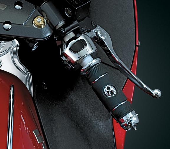 Hayabusa用 鍍鉻拉桿