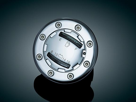 INFORMER LED 油量/電壓錶型油箱蓋