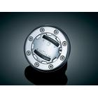 【kuryakyn】INFORMER LED 油量/電壓錶型油箱蓋