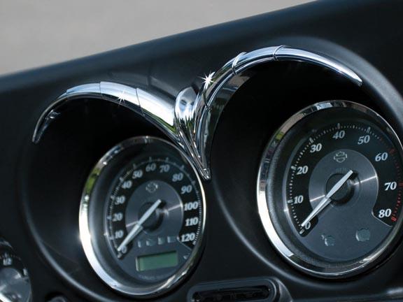 【kuryakyn】速度錶&轉速錶外蓋 - 「Webike-摩托百貨」