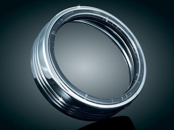 7吋頭燈用 LED 光圈飾環