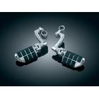 【kuryakyn】1-1/2吋 管狀車架用 加長偏移型踏板 (Dually)