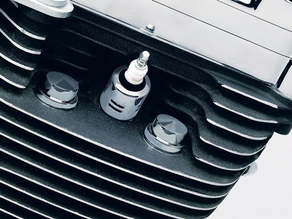 汽缸頭螺絲飾蓋