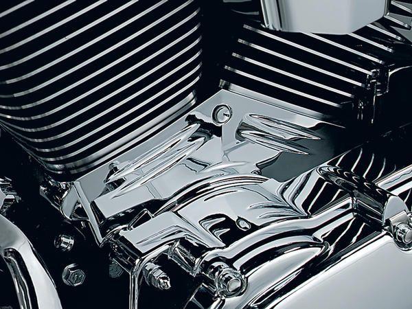 【kuryakyn】Twincam用 下汽缸外蓋 - 「Webike-摩托百貨」