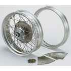 PMC Aluminum rims & Stainless steel spokesConversion set