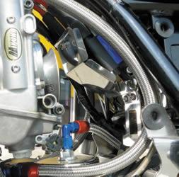 【PMC】Z1/Z2 SUS 線圈安裝支架 - 「Webike-摩托百貨」