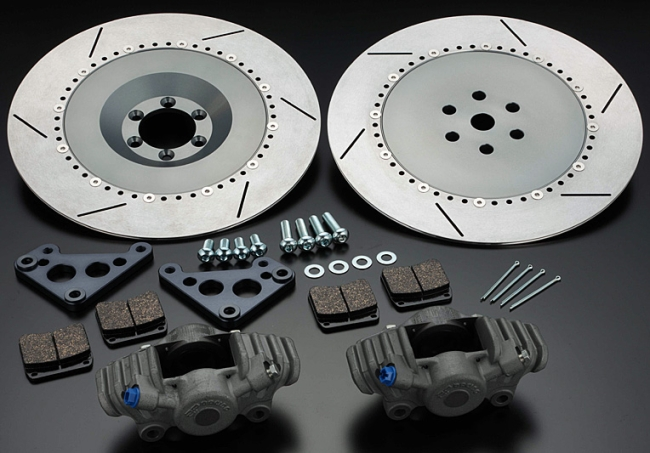 S1-Type CP2696 煞車套件