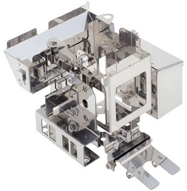 【PMC】不銹鋼蓋 4件組 - 「Webike-摩托百貨」