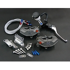 PMC CP5569 2 Piston Caliper Kit With Master Cylinder