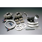 PMC CP2696 2 Piston Caliper Kit With Master Cylinder