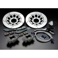 Φ320煞車碟盤&CP2696 煞車套件