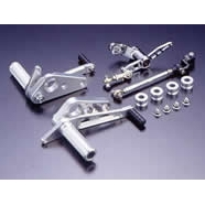 切削加工腳踏後移套件 Type-3 煞車踏板支點對應 鼓式煞車對應