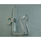 ACP Aluminum Drink Holder Silver