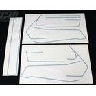【ACP】原廠型線條貼紙組