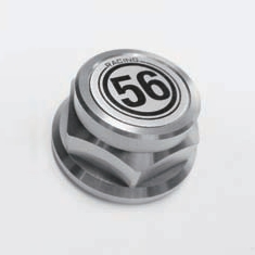 56Racing 上三角台中央螺絲上蓋