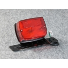 GM-MOTO CHALY-helmet for Fender Tail light kit