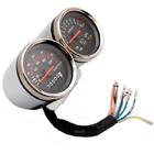 【Hirochi】12V 速度錶&轉速錶 (附固定支架)