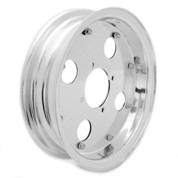 【Hirochi】鋁合金輪框 2Peace 10英吋 2.5J - 「Webike-摩托百貨」