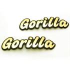 【Hirochi】GORILLA 徽章