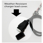 SHORAI -Only charging instrument Cable for Kit Dust proof - -Drip Connector coverKit