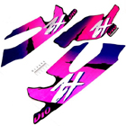 【Hirochi】DIO ZX 貼紙