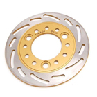 HIROCHI-SHOP Brake disc 160 mm