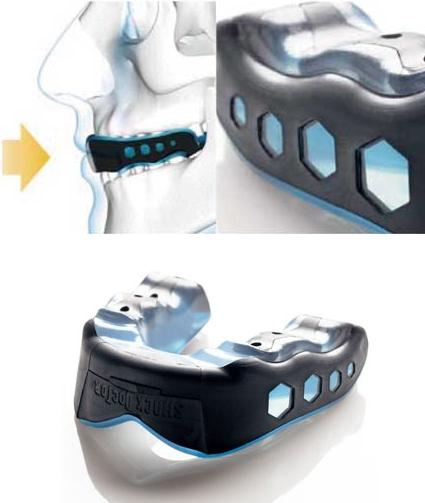 【SHOCK DOCTOR】牙齒護套GEL MAX (成人用) - 「Webike-摩托百貨」