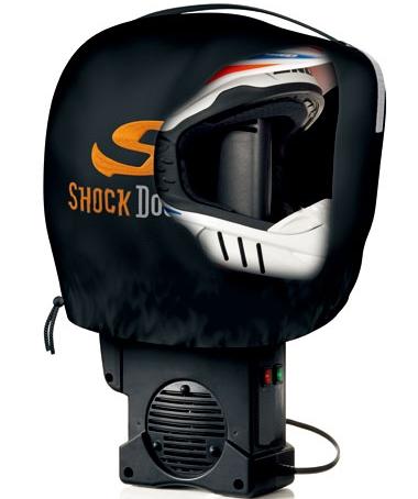 【SHOCK DOCTOR】POWER DRY・安全帽收納袋 - 「Webike-摩托百貨」
