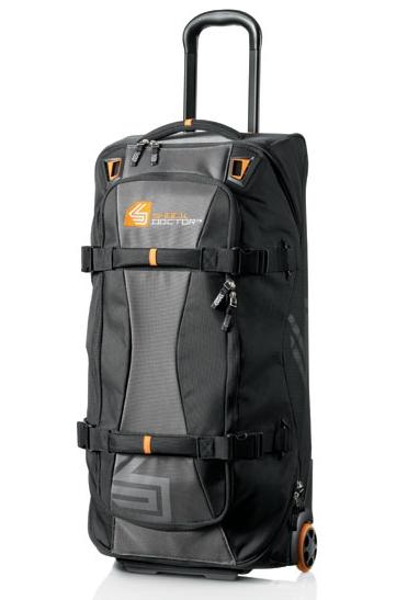 滾輪式兩用行李包
