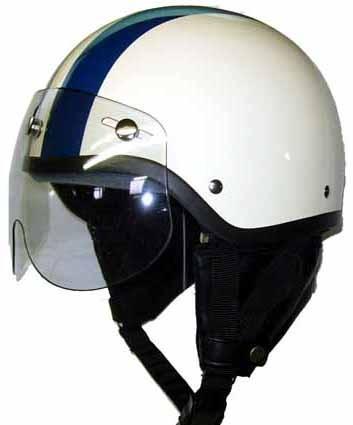Kawamura復古戰鬥安全帽