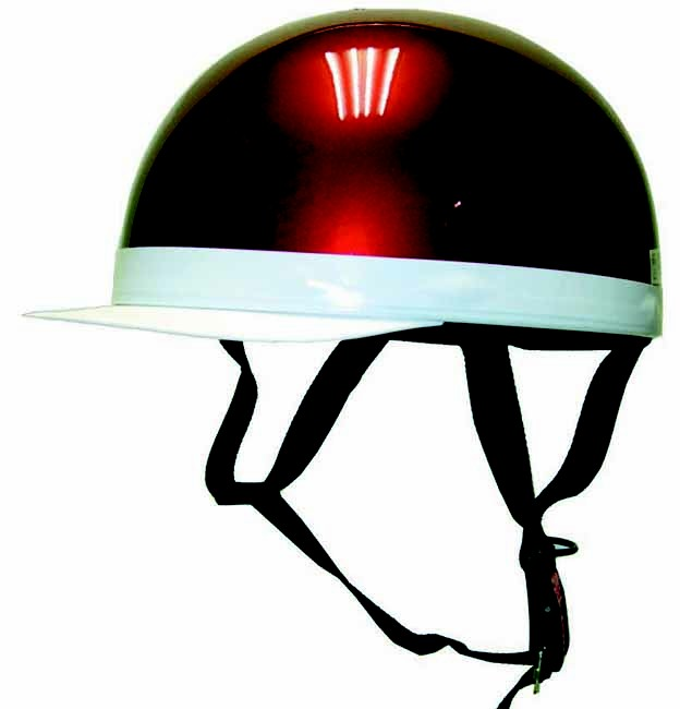 Kawamura 警視廳白手套半罩安全帽