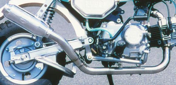 【MORIWAKI】MONSTER加大口徑全段排氣管 - 「Webike-摩托百貨」